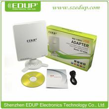 EDUP EP-6506 54M USB 802.11b/g High-Power long range & high sensitivity USB wireless Wifi adapter movable free shipping HKPAM(China (Mainland))