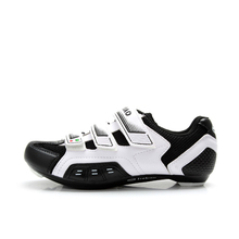 Tiebao R943 Outdoor Athletic Racing Road Cycling Shoes, AutoLock/SelfLock Bike Shoes, SPD/SL/LOOK-KEO Cleated Bicycle Shoes(China (Mainland))