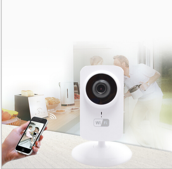 Mini Wifi IP security Wireless 720P HD Smart Camera P2P Baby Monitor CCTV surveillance Camera Home Protection Mobile Remote Cam
