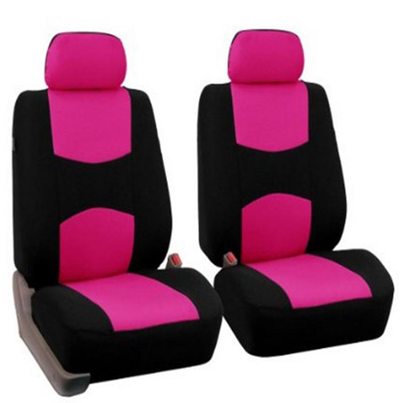 2 front seat universal car seat covers for chevrolet sail aveo cruze trax epica malibu captiva. Black Bedroom Furniture Sets. Home Design Ideas