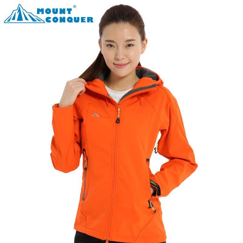 2015 Hot Sale outdoor softshell jacket women camping hiking jackets windproof waterproof rain warm winter softshell clothing<br><br>Aliexpress