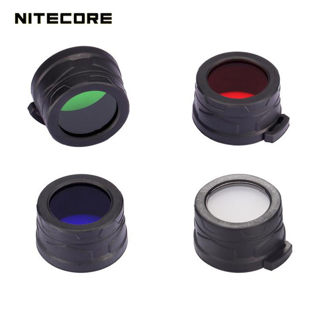 High Grade Nitecore RGB Lanterna Filter Diffused Mineral Coated Glass Lens For The Flashlight With Head Of 40mm EA41 P25 SRT7(China (Mainland))