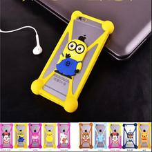 Fashion 3D Cartoon TPU Rubber Cell Phone Case Elephone P8000 vowney/THL 5000/Cubot x16/Doogee x5/Blackview bv5000/Jiayu g4 - Marco Polo shenzhen trading co., LTD store