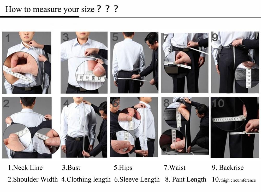 HTB1ikDFOVXXXXakapXXq6xXFXXXf - OSCN7 12 Color 2pcs Slim Fit Suits Men Notch Lapel Business Wedding Groom Leisure Tuxedo 2017 Latest Coat Pant Designs S-4XL