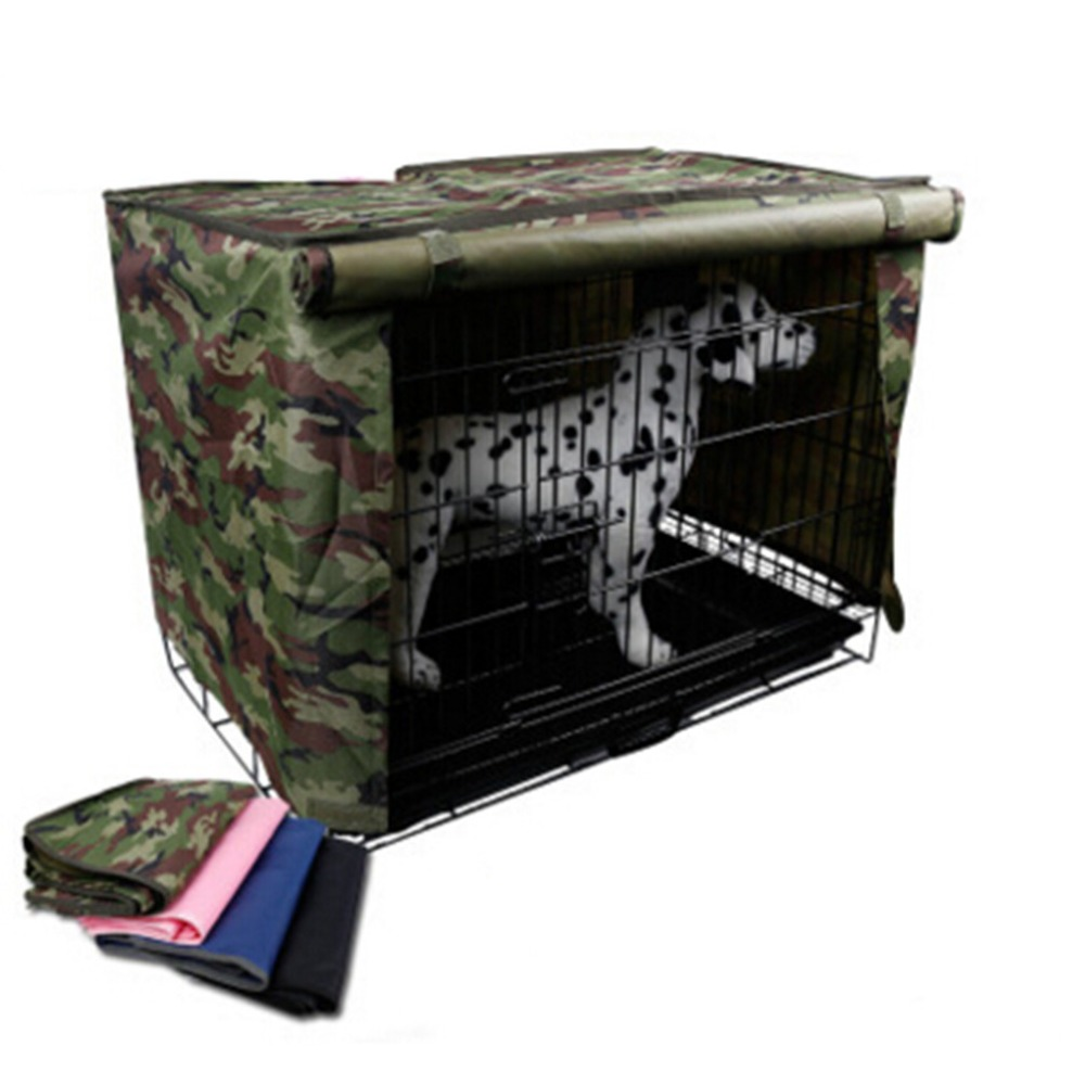 Waterproof Dogs Cage Cover Pets Accessories(China (Mainland))