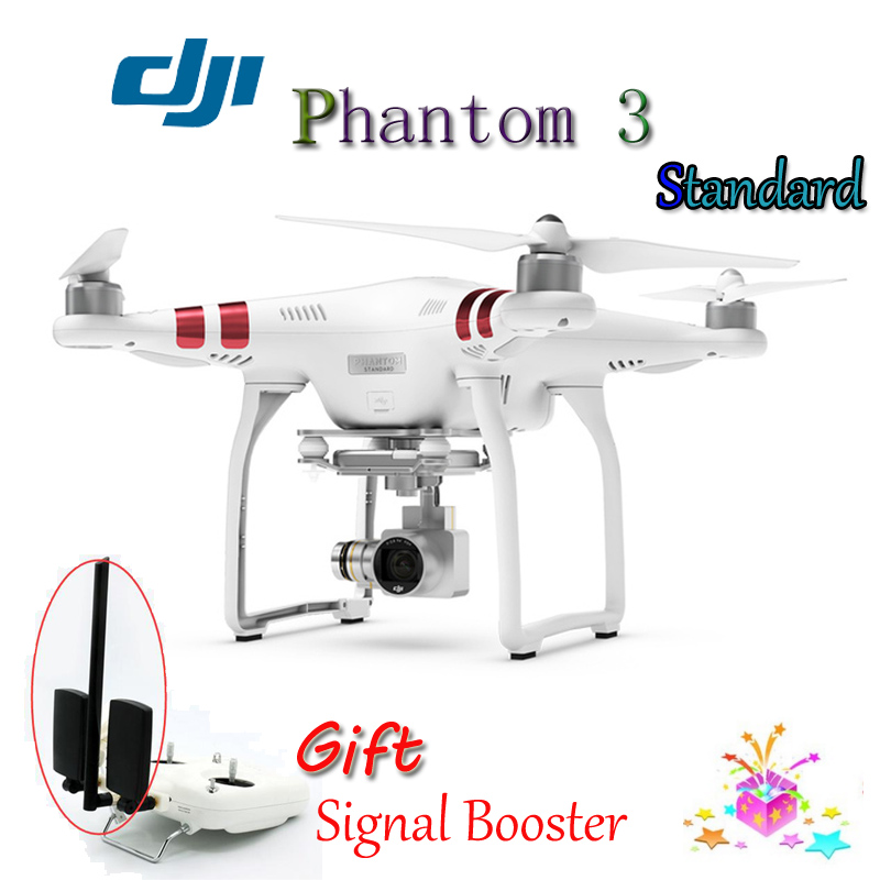 Newest DJI Phantom 3 Standard RTF Version 2.7K HD Camera Gimbal Drone With Camera FPV RC Drone Helicopter Fast Shipping toy<br><br>Aliexpress