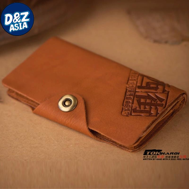 New original individual leather wallet ladies dress Handmade Leather Wallet<br><br>Aliexpress