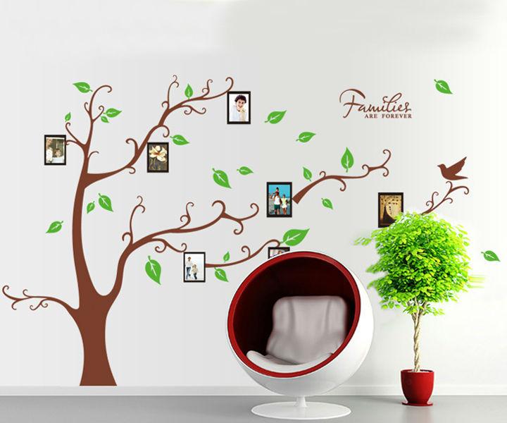 Generation Family Photos Families Tree Photo Frame Wall