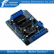 Buy 1pcs L293D motor control shield motor drive expansion board FOR Arduino motor shield new Free for $2.36 in AliExpress store