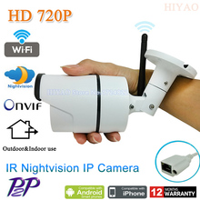 Buy IP Camera Wireless 720p Wifi security system Outdoor video capture surveillance HD ONVIF CCTV mini cameras Infrared for $56.53 in AliExpress store