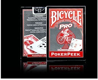 Bicycle Pro professional bicycle playing cards magic tricks magic props
