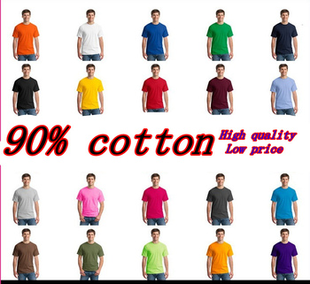 FREE SHIPPING hot fashion men's clothing male short-sleeve o-neck t-shirt male slim T shirt for men 2013 new good quality