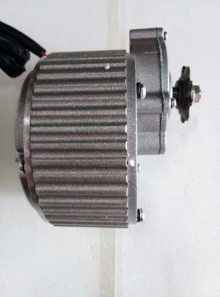 450w 24v My1018 Gear Motor Brush Motor Electric Tricycle