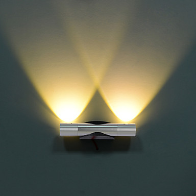 Aluminium Acrylic Modern LED Wall Lamp Light With 2 Lights For Home Lighting Wall Sconce <br><br>Aliexpress