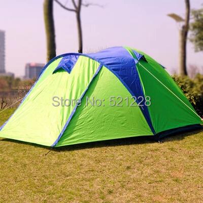 Shengyuan Bedroom 3-4 bunk tent outdoor people camping tent outdoor tent camping rain