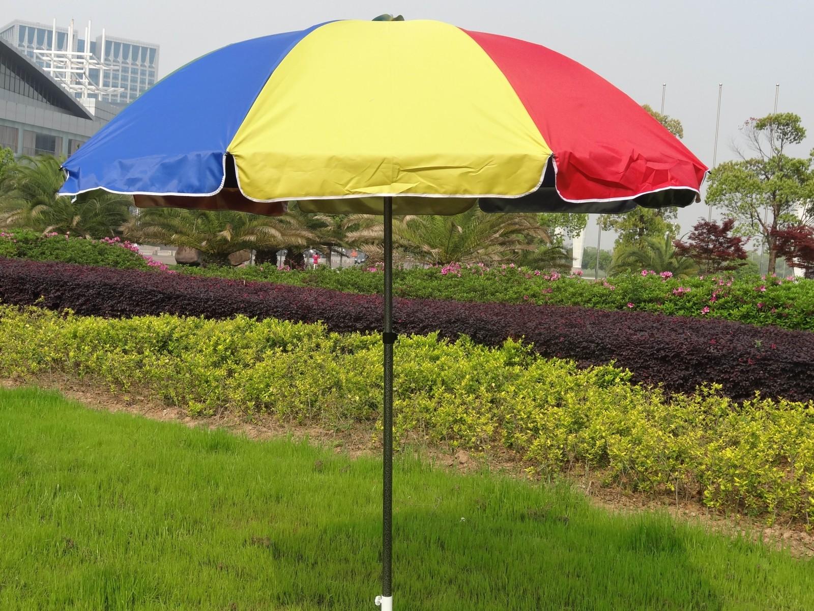 Outdoor patio umbrella beach UV sun umbrellas advertising 2 m 2.4 3 3.2<br><br>Aliexpress