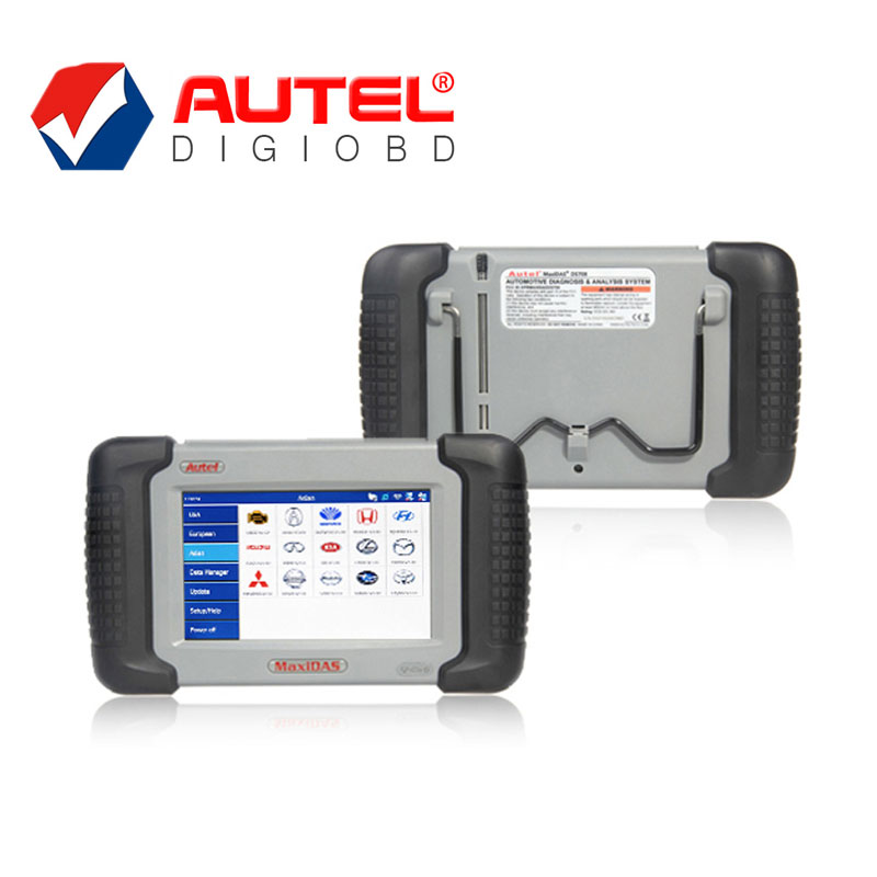 AUTE DS708 Universal Car Diagnostic Tool MaxiDAS+DVR AD118 Free WIFI Update Online Deep vehicle system live data+ECU programming(China (Mainland))
