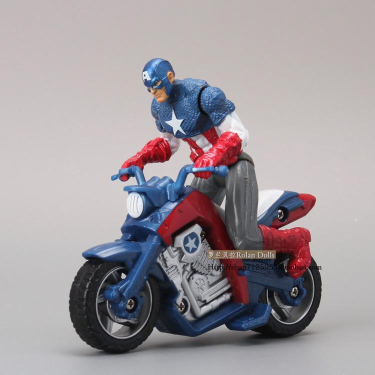 Action Toys And Motorcycles 46