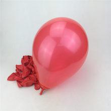 10 Pcs Balon Ulang Tahun 10 Inch 1.5G Lateks Balon Helium Penebalan Pesta Mutiara Balon Pesta Bola Anak Mainan Anak pernikahan Balon(China)