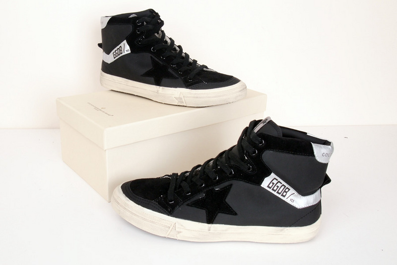 Italy Golden Goose Super Shoes Men Women High Top Genuine Leather Lace Up Breathable Black GGDB flats shoes Scarpe Uomo<br><br>Aliexpress