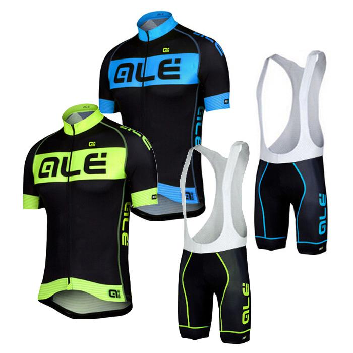 2015 breathable Mans Cycling jersey / summer quick drying bike Clothing / Cycle GEL Pad Lycra shorts Bib(China (Mainland))