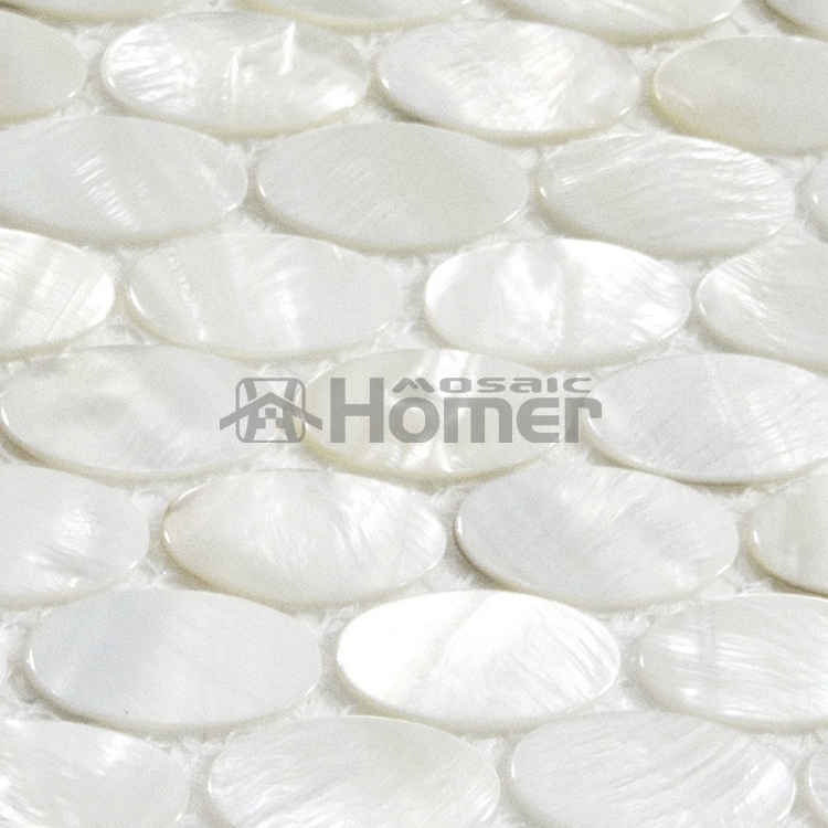 free shipping!! white mother of pearl tiles oval mosaic for wall mosaic tiles oval white shell mosaic bathroom wall tiles<br><br>Aliexpress