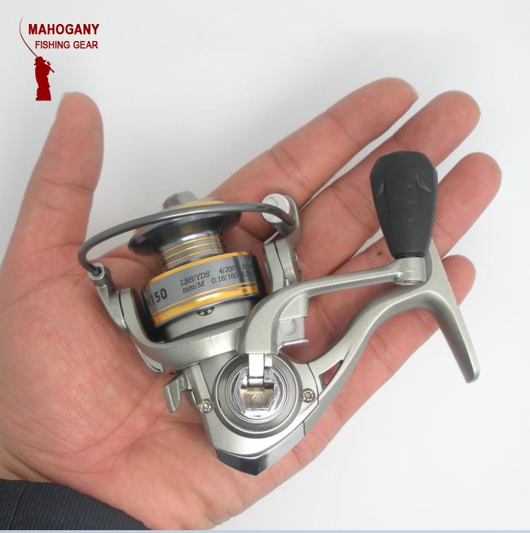 Special Mini Fishing Reels Saltwater 5BB 140g Spinning Reel Light Mini Spinning Reel Right/Left Interchangeable Metal Handle(China (Mainland))