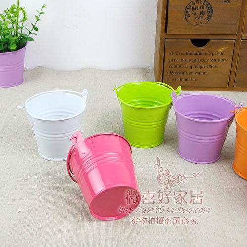 Achetez en gros small tin flower pots en ligne des grossistes small tin flower pots chinois - Petit pot de fleur ...