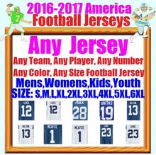 1 Pat McAfee 12 Andrew Luck 23 Frank 81 Andre Johnson 87 Reggie Wayne Sport Jersey Custom Cheap Sports Jerseys Mens Youth Womens(China (Mainland))