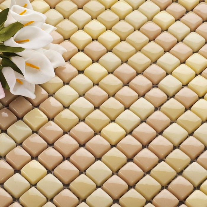 "Здесь можно купить  12*12"" ceramic mosaic tiles  for kitchen backsplash bathroom wall and shower tiles living room wall tiles  Строительство и Недвижимость"