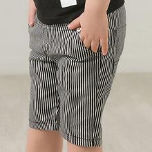 Free shipping Hot sale 2015 children clothing for the boy baby boy shorts stripe tom boy