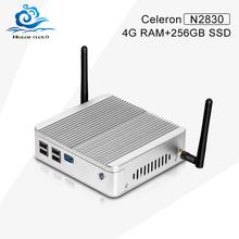 Celeron j1900 Mini PC  Core Win7 / Linux / Windows Desktop Thin client Computer Mini PCs hdmi+vga usb 3.0 300M wifi