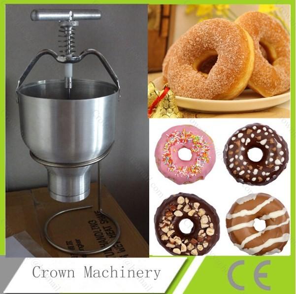 Manual hand doughnut maker machine ;mini donut machine;Donut dispenser Machine(China (Mainland))