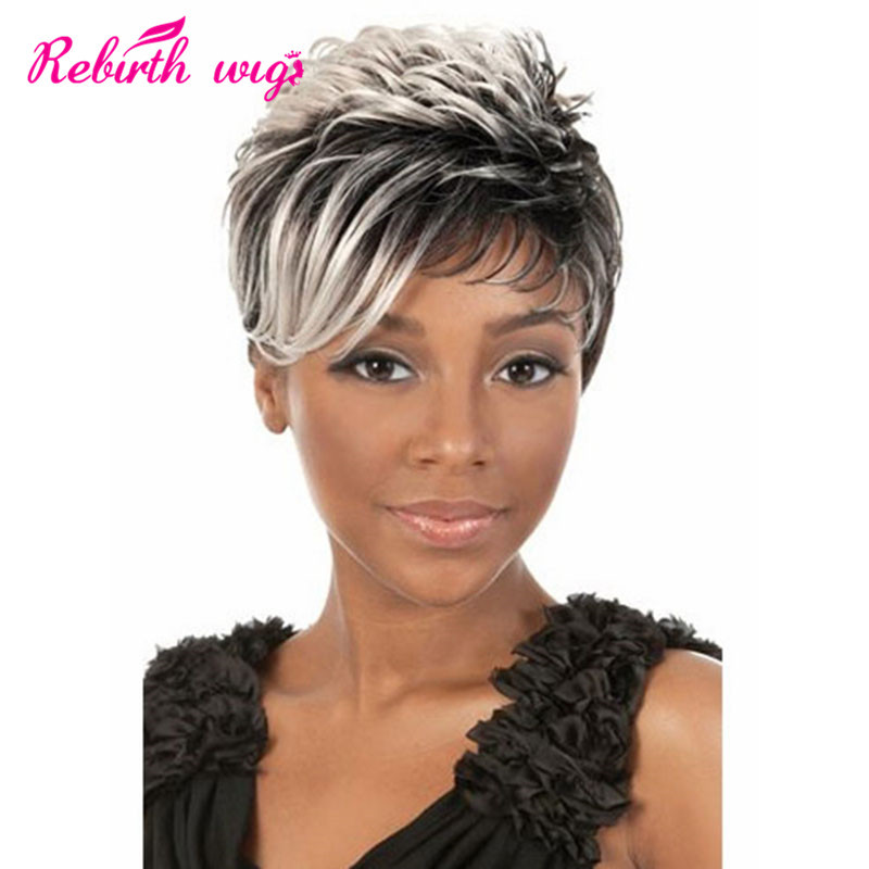Synthetic Wigs For Black Women 25