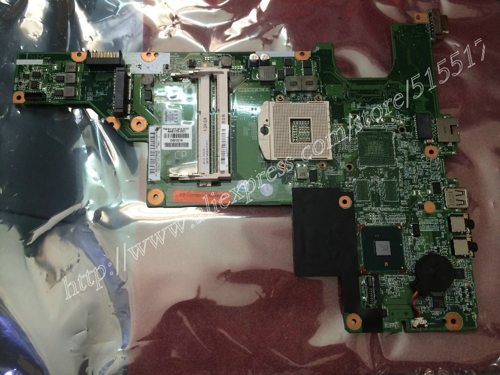 Brand New For HP 2000 COMPAQ PRESARIO CQ43 CQ57 Laptop Motherboard 646175-001 Mainboard(China (Mainland))