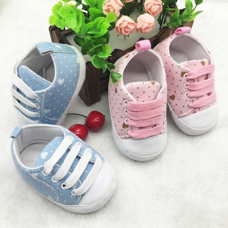 Leisure Anti-slip Toddler Shoes Baby Sneakers Retail Original Brand Baby First Walkers
