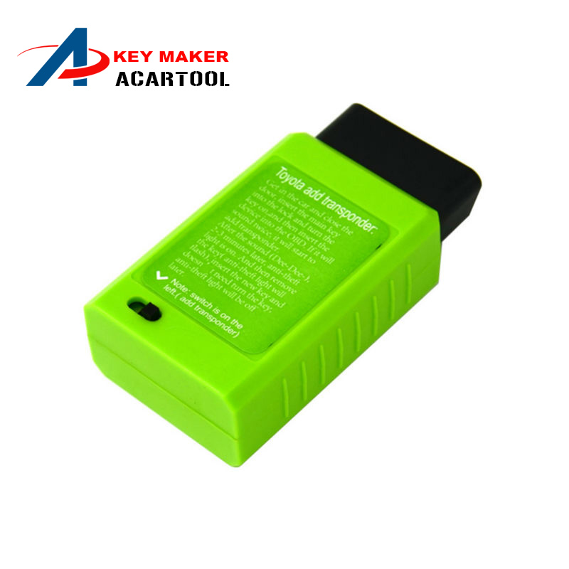 Toyota G and for Toyota H Chip Vehicle OBD Remote Key Programmer For Toyota G Chip Programmer For Toyota G Key Programmer(China (Mainland))