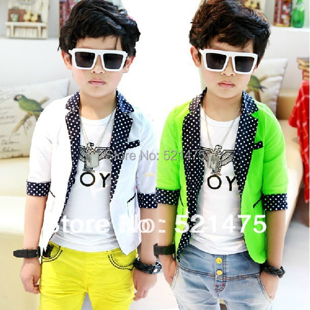 Free Shipping NEW Arrival2013 Fashion Boy Suit Childrens Classic Suits Autumn Kids Jackets Wedding Clothes For Boys Blazer Sale<br><br>Aliexpress