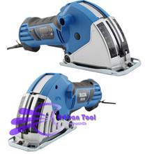 750W  Elctric Circular Saw Household Desktop Dual-use DIY Cutting Tools Multipurpose Power Tools,Woodworking Brick Saw
