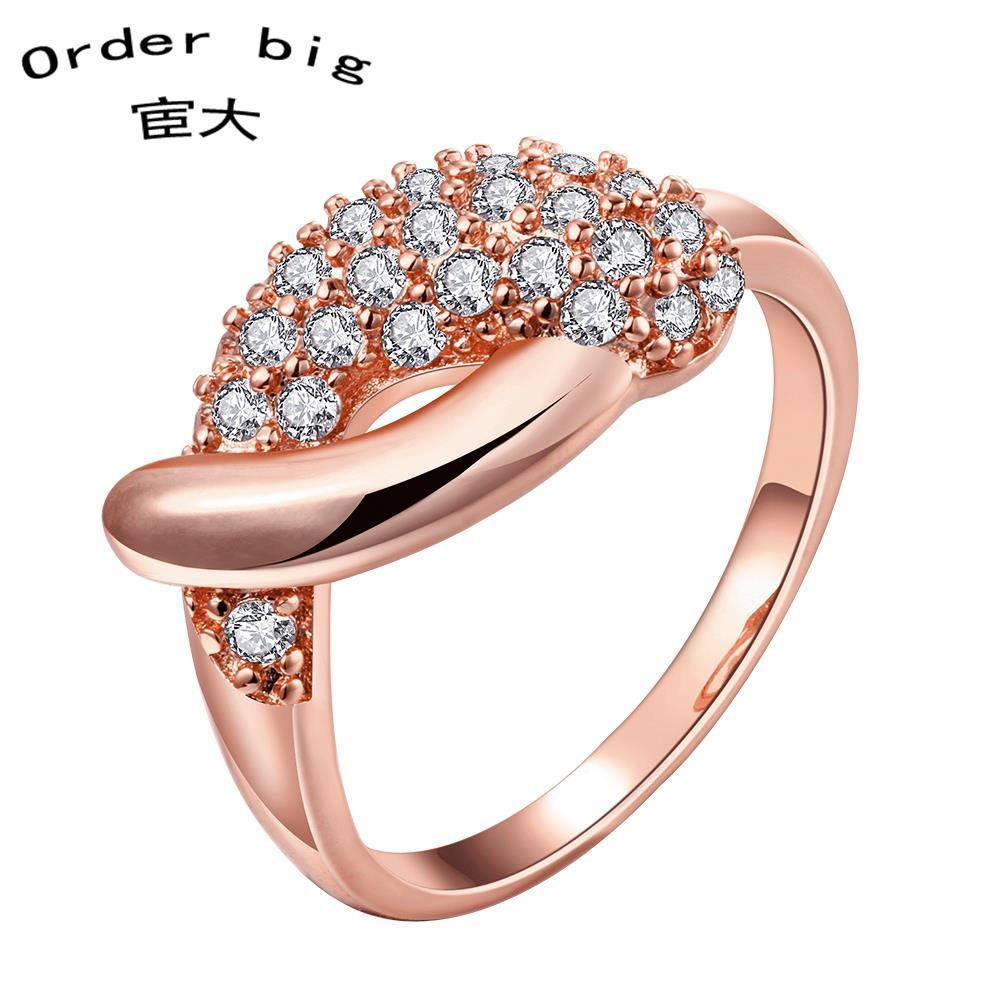 R153-b-8 // золото кольца, Ювелирные изделия кольца