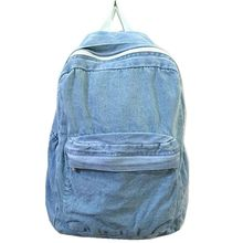2015 New Fashion School Bags for Girls And Boys Travel Denim Backpack Students Computer Backpacks for Women Rucksack Style(China (Mainland))