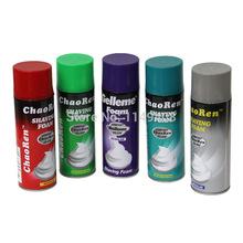 1 lot = 2 pcs 400g Gelleme shaving foam cleansing foam man shaving gel free shipping razor blade Best quality men's razor blades(China (Mainland))