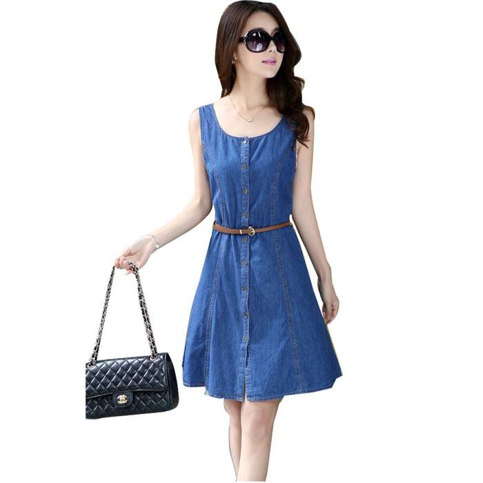 Creative Blue Jean Dresses For WomenBuy Cheap Blue Jean Dresses For Women