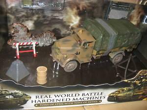 Fov 80061 opel world war ii the german army trucks alloy model(China (Mainland))
