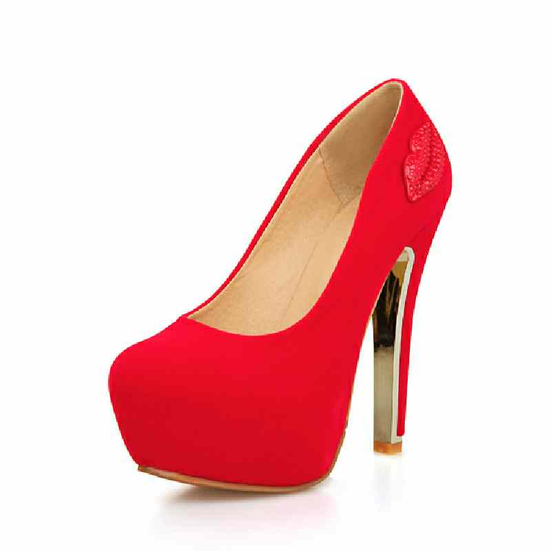 Online Get Cheap Red Spiked Heels -Aliexpress.com | Alibaba Group