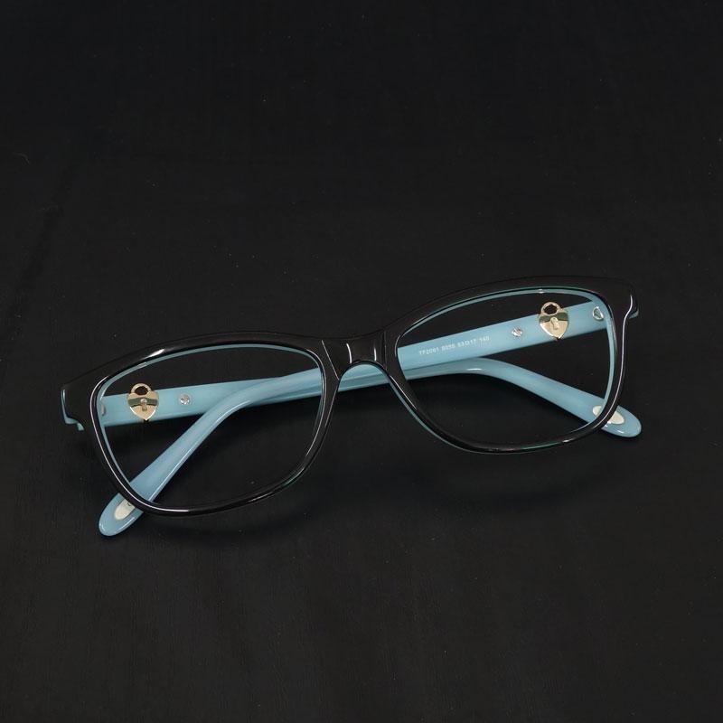 Top Fashion Women Eyeglasses Frames Clear Lens TF2061 With Original BoxОдежда и ак�е��уары<br><br><br>Aliexpress