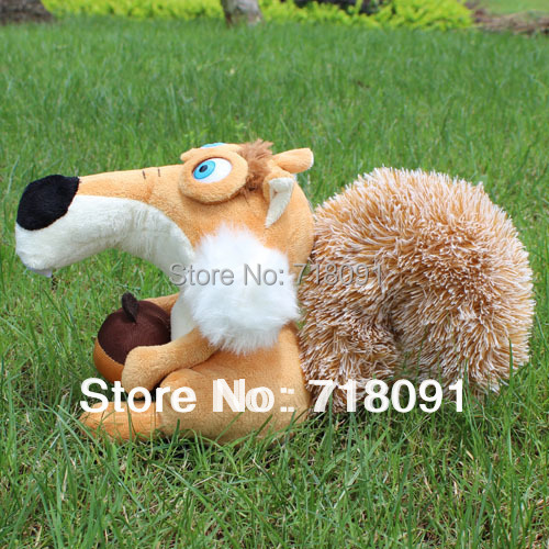 Гаджет  2PCS 2% OFF,20cm,New!Dropshipping,Plush Talking Toy Squirrel,The Head Can Move,Repeat any Language,Same As The Hamster,1PC None Игрушки и Хобби