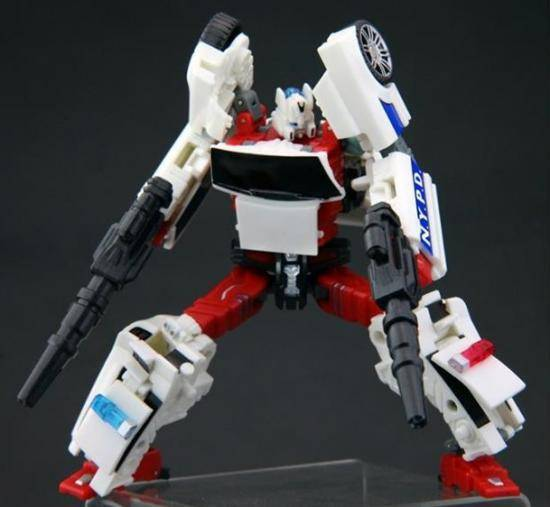 TFC Toys Prometheus - Gumball (aka Streetwise). Pre-order!<br>