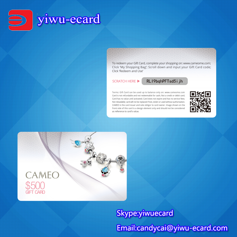 MOQ 500PCS Customized PVC card gift card direct factory price full color printing<br><br>Aliexpress