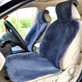 1 pc car seat covers For One Front seat Cushion Wool Interior Accessories Safety Lada Focus